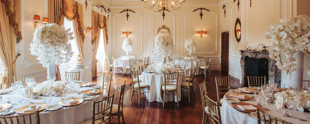 Exclusive use luxury wedding venues in North Yorkshire