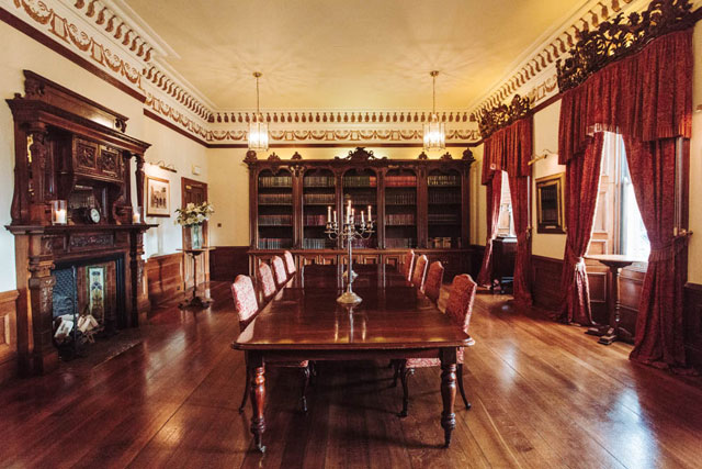 Stately home for private events in North Yorkshire