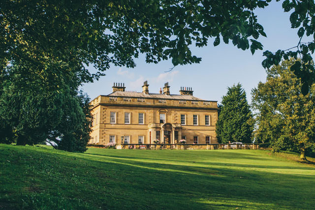 About Rudby Hall